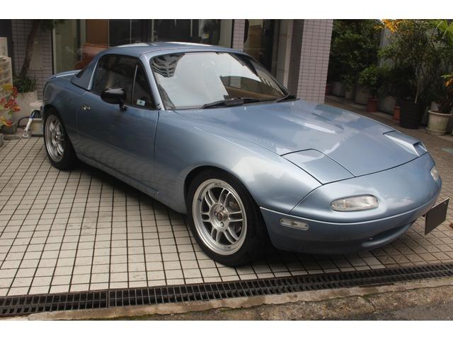 「マツダ」「ロードスター」「オープンカー」「東京都」の中古車