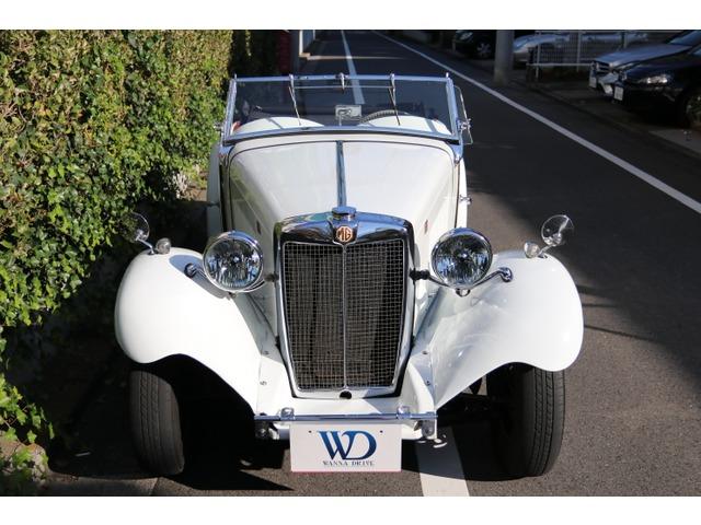 「MG」「TD」「オープンカー」「東京都」の中古車