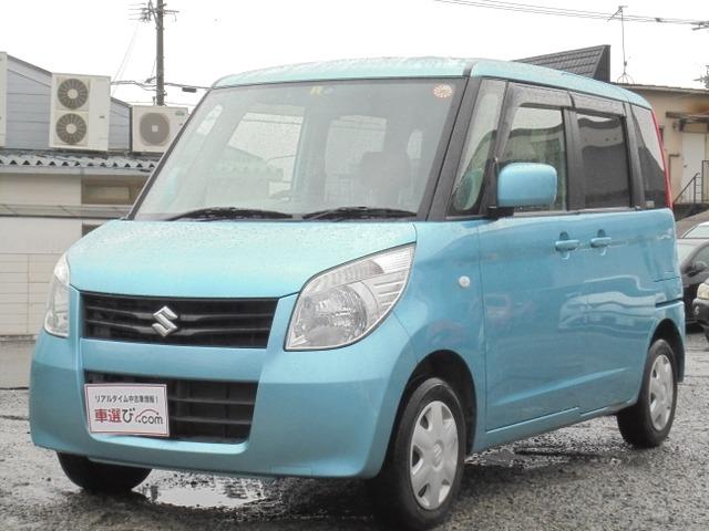 「スズキ」「パレット」「コンパクトカー」「福岡県」の中古車