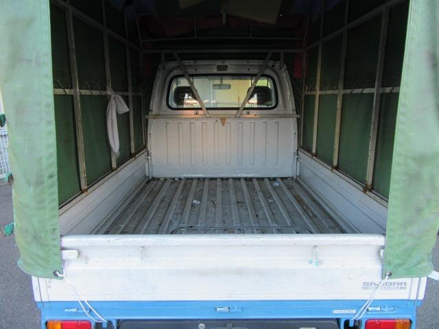 「スバル」「サンバートラック」「トラック」「福岡県」の中古車10