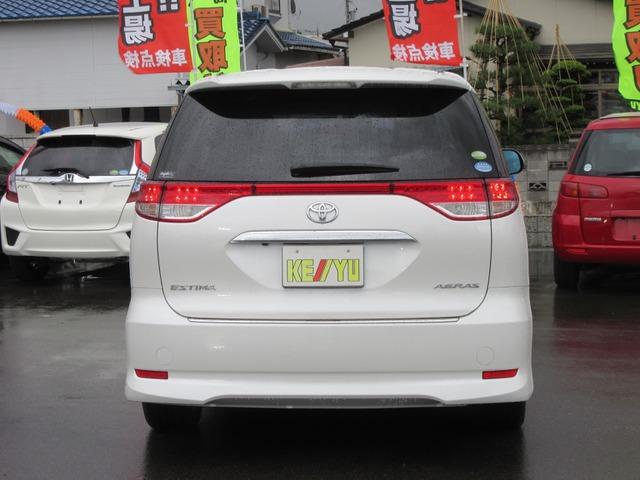 「トヨタ」「エスティマ」「ミニバン・ワンボックス」「富山県」の中古車3