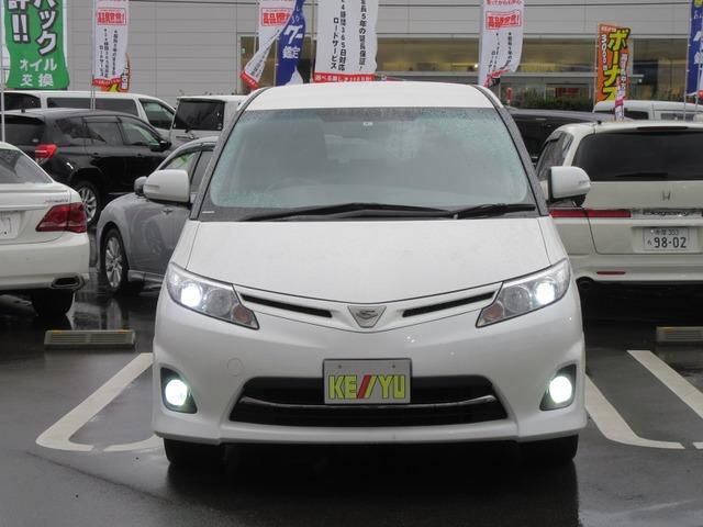 「トヨタ」「エスティマ」「ミニバン・ワンボックス」「富山県」の中古車2