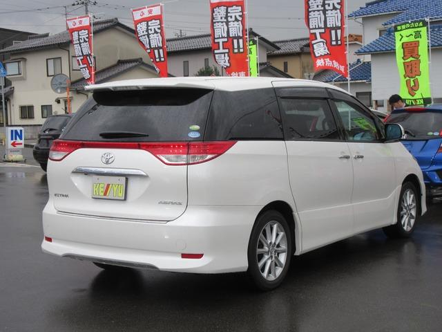 「トヨタ」「エスティマ」「ミニバン・ワンボックス」「富山県」の中古車7