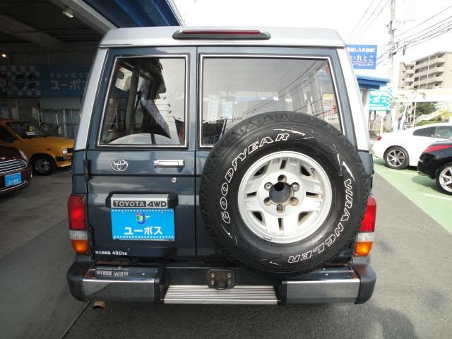 「トヨタ」「ランドクルーザーバン」「SUV・クロカン」「熊本県」の中古車