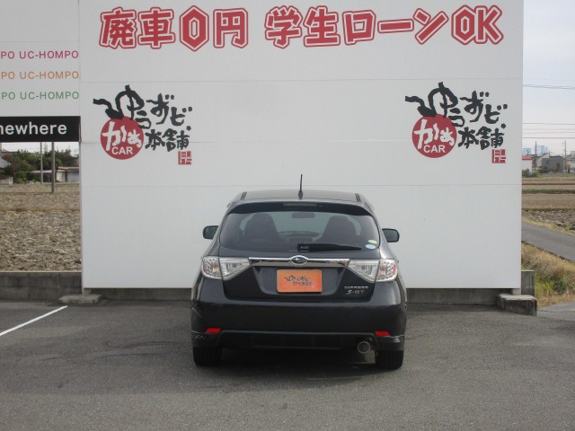 「スバル」「インプレッサハッチバック」「コンパクトカー」「愛知県」の中古車4