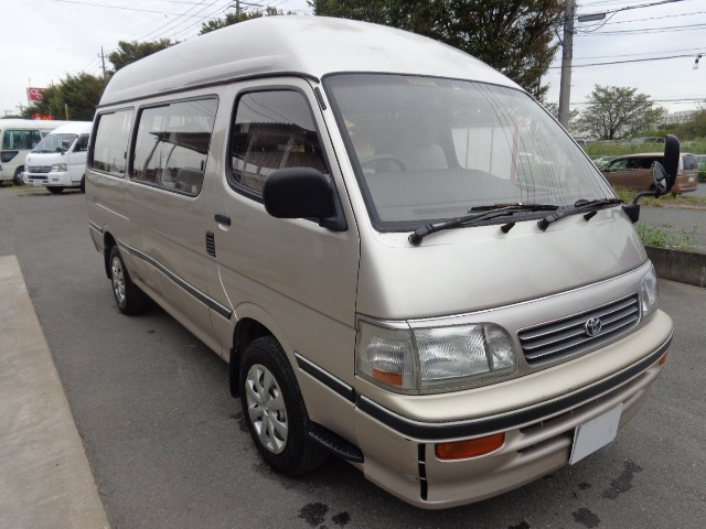「トヨタ」「ハイエース」「ステーションワゴン」「東京都」の中古車5