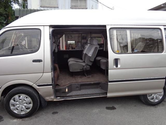 「トヨタ」「ハイエース」「ステーションワゴン」「東京都」の中古車9