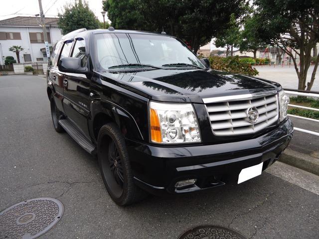 「キャデラック」「エスカレード」「SUV・クロカン」「神奈川県」の中古車