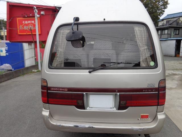 「トヨタ」「ハイエース」「ステーションワゴン」「東京都」の中古車4
