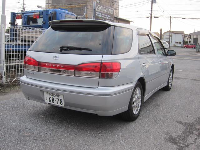 「トヨタ」「ビスタアルデオ」「ステーションワゴン」「千葉県」の中古車7