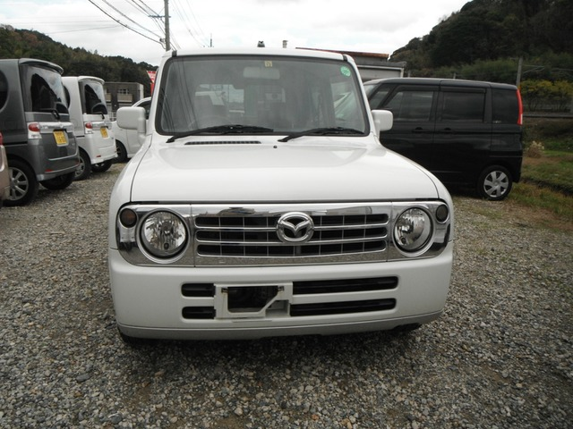 「マツダ」「スピアーノ」「コンパクトカー」「福岡県」の中古車