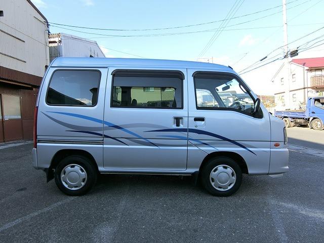 「スバル」「サンバー」「軽自動車」「岡山県」の中古車4