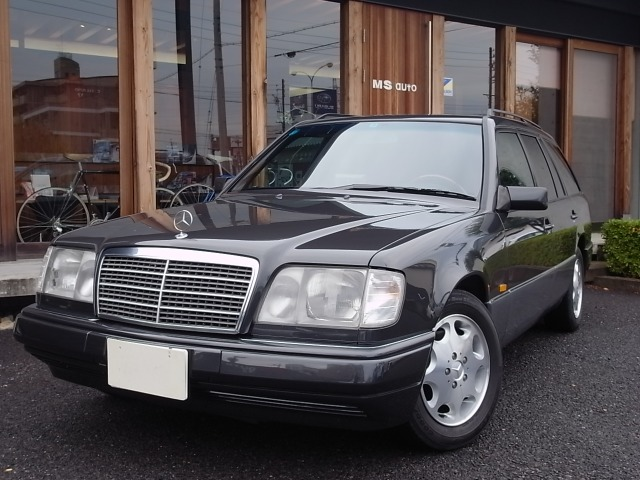 「メルセデスベンツ」「E300D ワゴン」「ステーションワゴン」「岐阜県」の中古車