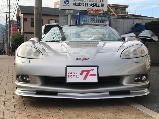「シボレー」「コルベットコンバーチブル」「オープンカー」「福岡県」の中古車
