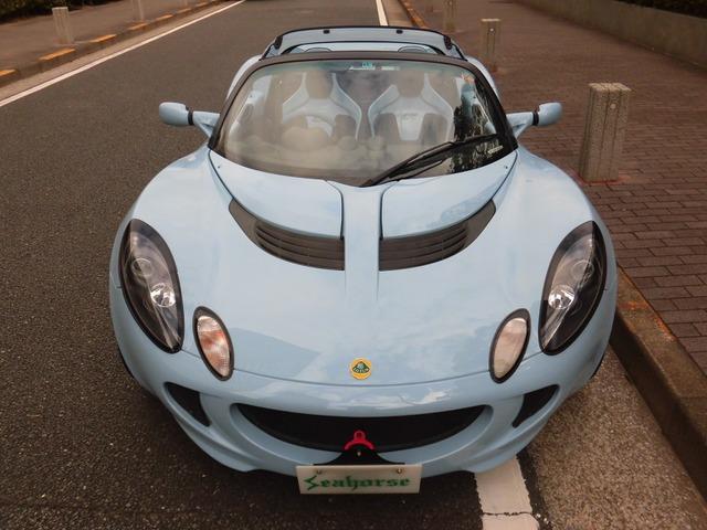 「ロータス」「エリーゼ」「オープンカー」「東京都」の中古車