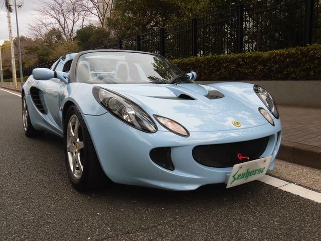「ロータス」「エリーゼ」「オープンカー」「東京都」の中古車6