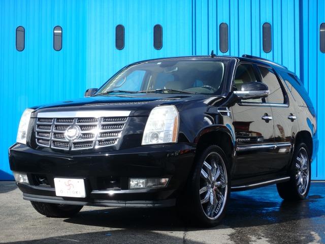 「キャデラック」「エスカレード」「SUV・クロカン」「愛知県」の中古車