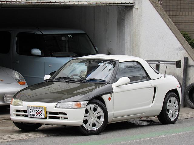 「ホンダ」「ビート」「オープンカー」「千葉県」の中古車