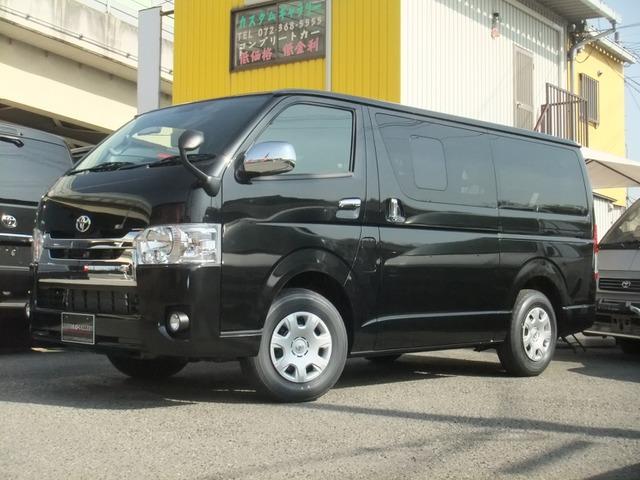 「トヨタ」「ハイエースバン」「商用車」「大阪府」の中古車7