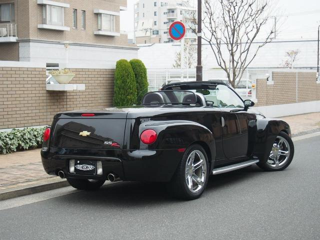 「シボレー」「SSR」「SUV・クロカン」「東京都」の中古車5