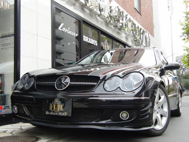 「メルセデスベンツ」「CLK320」「クーペ」「東京都」の中古車