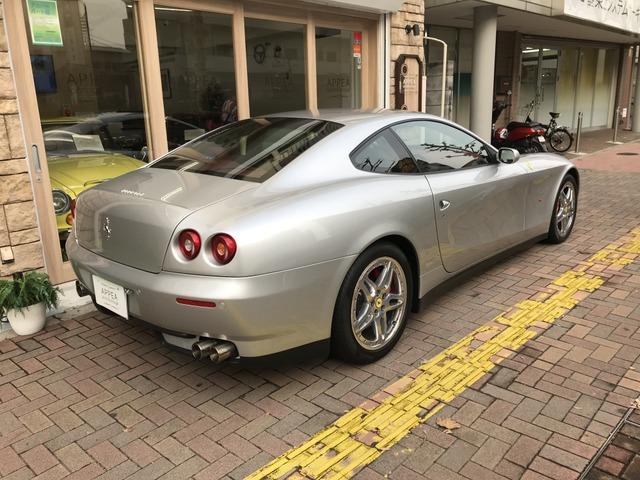 「フェラーリ」「612スカリエッティ」「クーペ」「東京都」の中古車