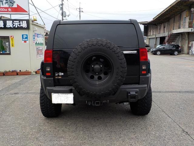 「ハマー」「H3」「SUV・クロカン」「岡山県」の中古車4