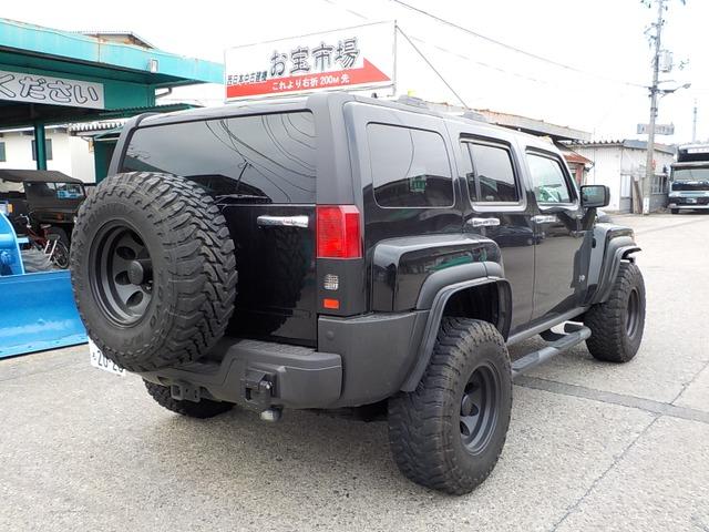 「ハマー」「H3」「SUV・クロカン」「岡山県」の中古車5