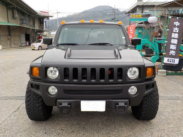 「ハマー」「H3」「SUV・クロカン」「岡山県」の中古車8