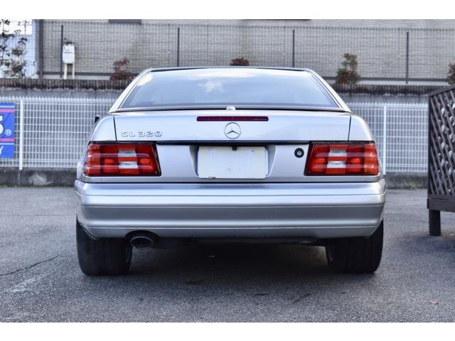 「メルセデスベンツ」「SL320」「オープンカー」「兵庫県」の中古車