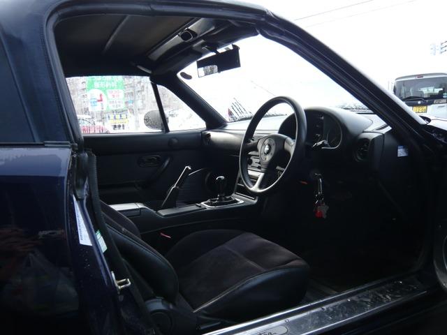 「マツダ」「ロードスター」「オープンカー」「北海道」の中古車