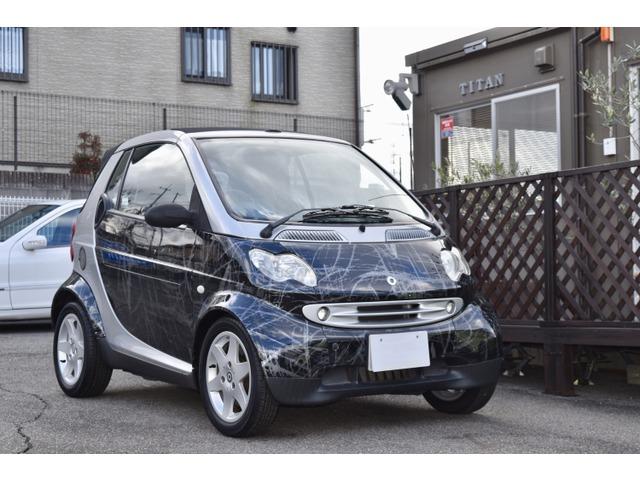 「スマート」「スマートカブリオ」「オープンカー」「兵庫県」の中古車