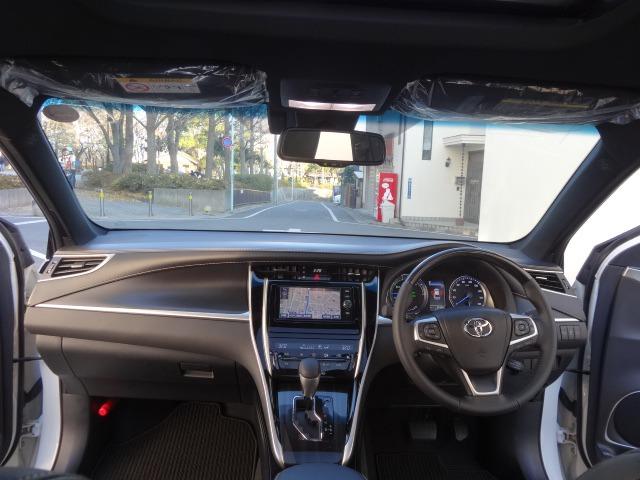 「トヨタ」「ハリアー」「SUV・クロカン」「東京都」の中古車3