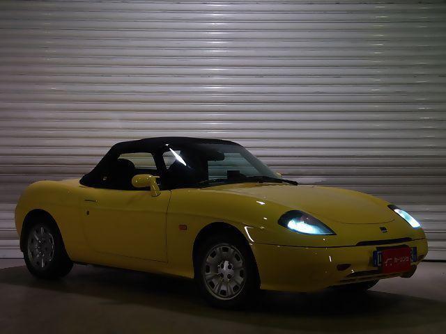 「フィアット」「バルケッタ」「オープンカー」「愛知県」の中古車