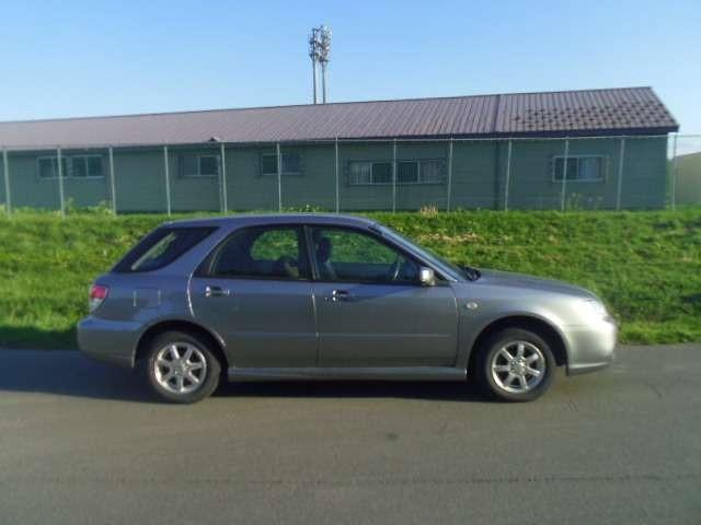 「スバル」「インプレッサスポーツワゴン」「ステーションワゴン」「北海道」の中古車4