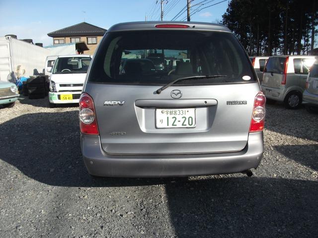 「マツダ」「MPV」「ステーションワゴン」「栃木県」の中古車