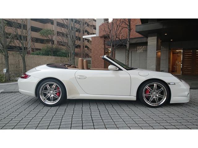 「ポルシェ」「911カブリオレ」「オープンカー」「神奈川県」の中古車