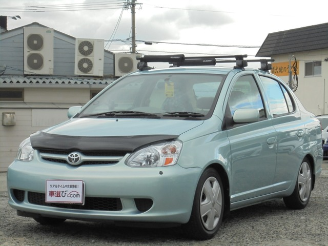 プラッツ(トヨタ) 1.5 X 中古車画像