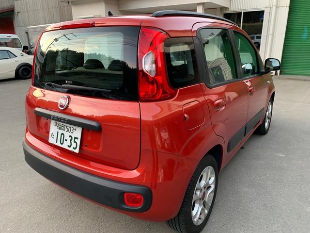 「フィアット」「パンダ」「コンパクトカー」「福岡県」の中古車