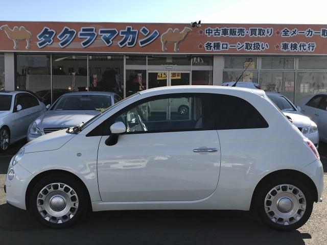 「フィアット」「500」「コンパクトカー」「埼玉県」の中古車