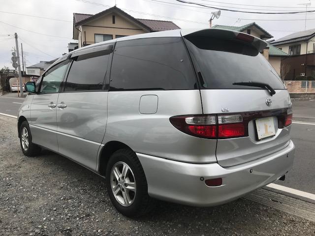 「トヨタ」「エスティマ」「ミニバン・ワンボックス」「栃木県」の中古車