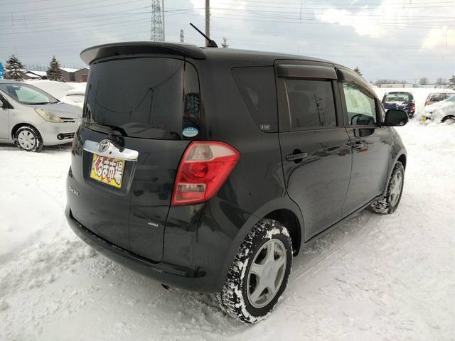 「トヨタ」「ラクティス」「コンパクトカー」「北海道」の中古車