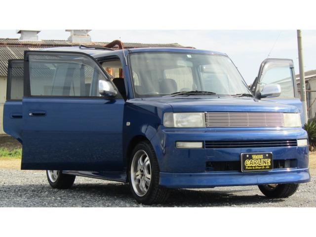 「トヨタ」「bB」「コンパクトカー」「長崎県」の中古車