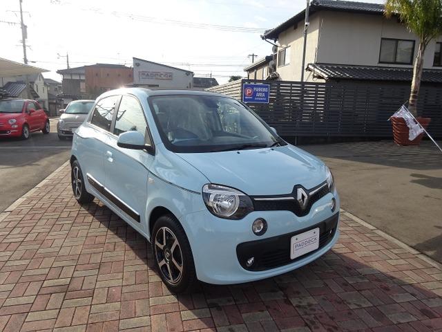 「ルノー」「トゥインゴ」「コンパクトカー」「佐賀県」の中古車8