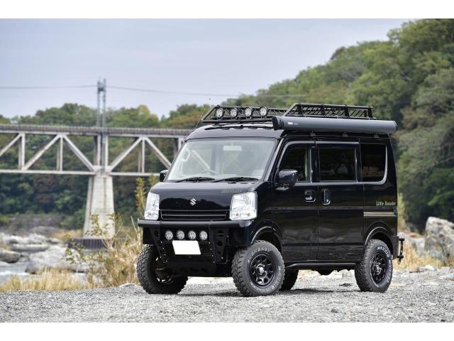 「日産」「NV100クリッパー」「キャンピングカー」「埼玉県」の中古車