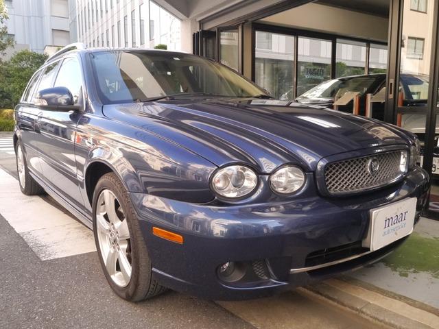 「ジャガー」「Xタイプエステート」「ステーションワゴン」「東京都」の中古車5