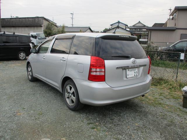 「トヨタ」「ウィッシュ」「ミニバン・ワンボックス」「福岡県」の中古車