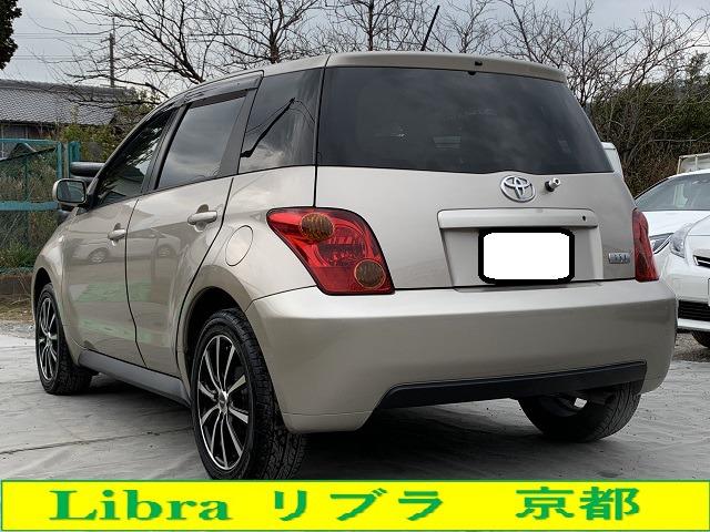 「トヨタ」「ist」「コンパクトカー」「京都府」の中古車