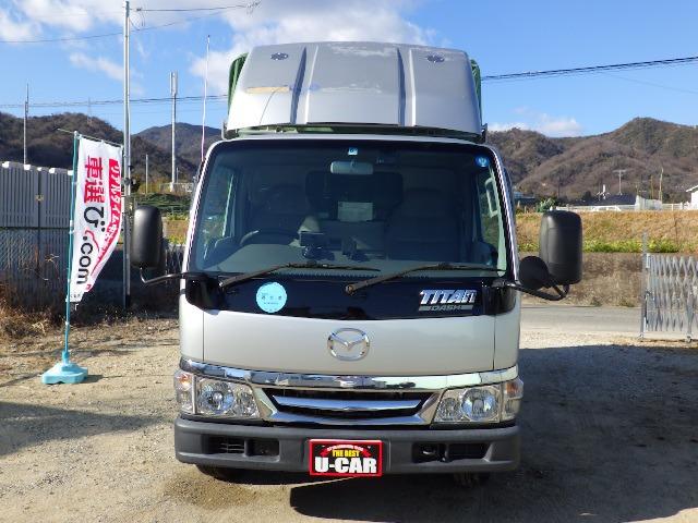 「マツダ」「タイタンダッシュ」「トラック」「兵庫県」の中古車