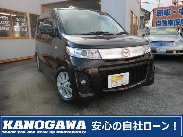 「マツダ」「AZ-ワゴン」「コンパクトカー」「静岡県」の中古車